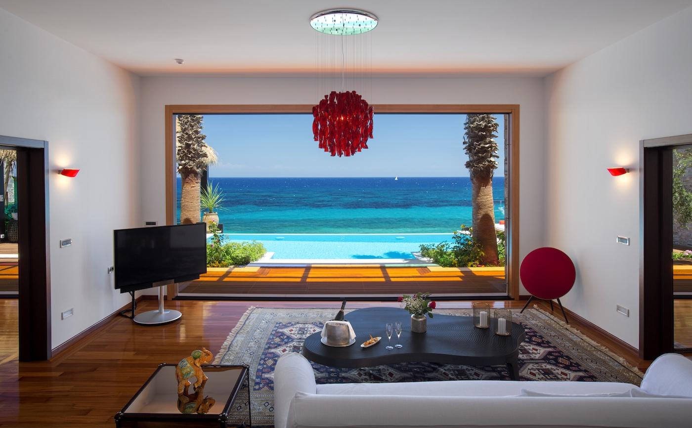 Best Luxury Sea View Villa Ionian Islands Zakynthos Greece