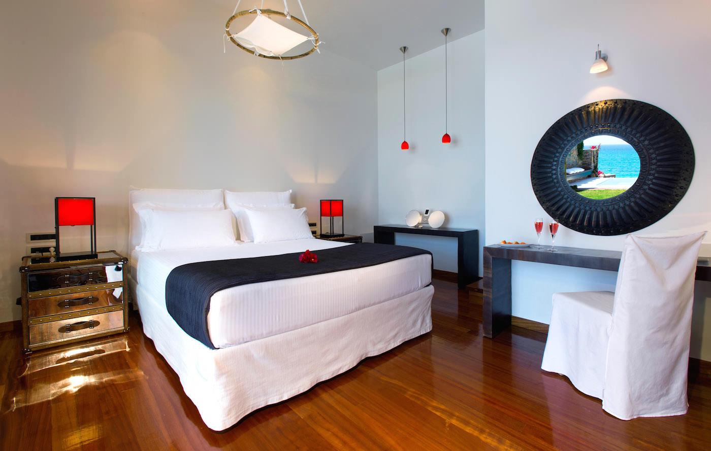 Porto Zante Best Villas Greece Zakynthos  Luxury Bedroom