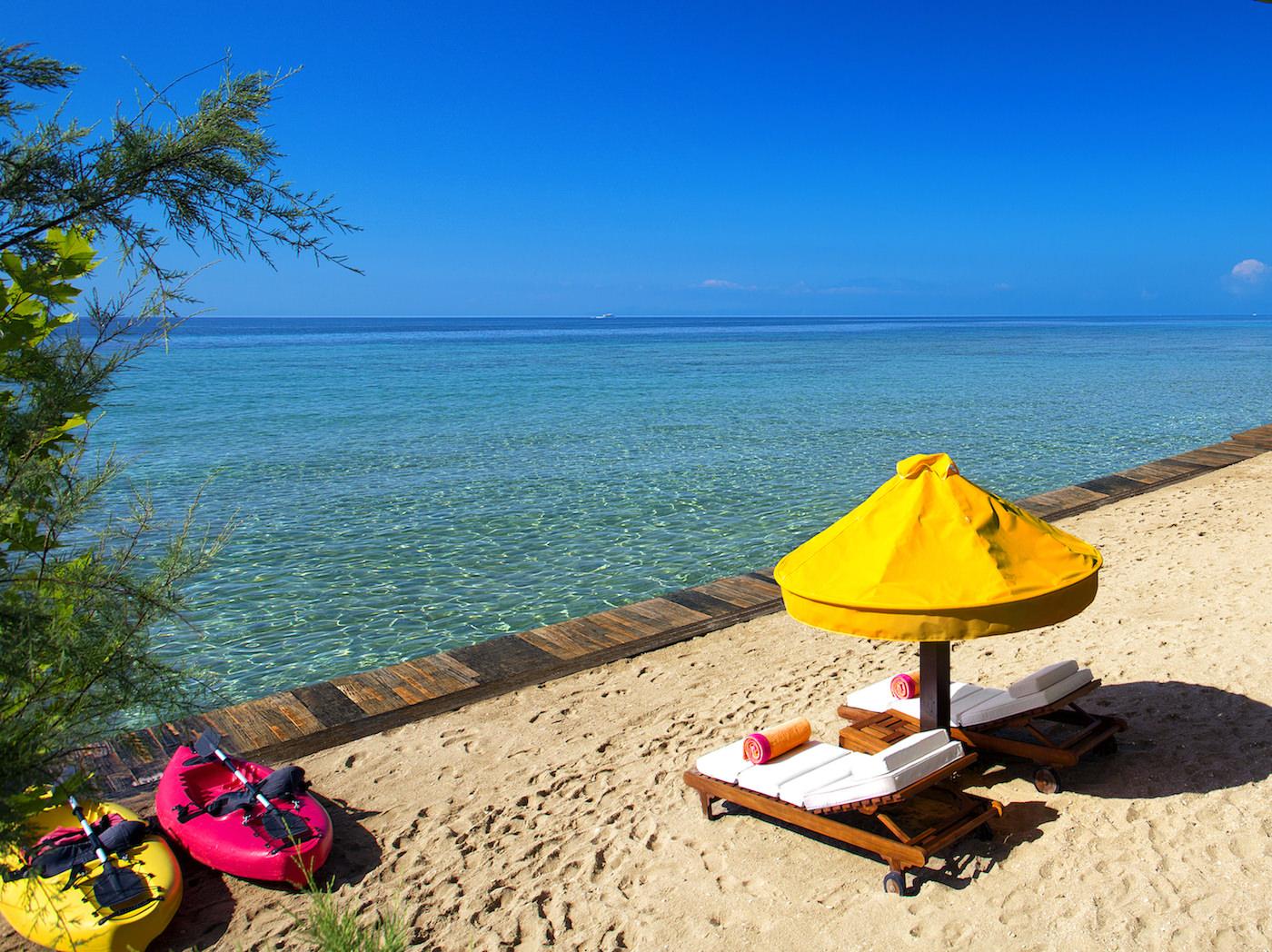 Best Villas with Private sandy Beach Europe