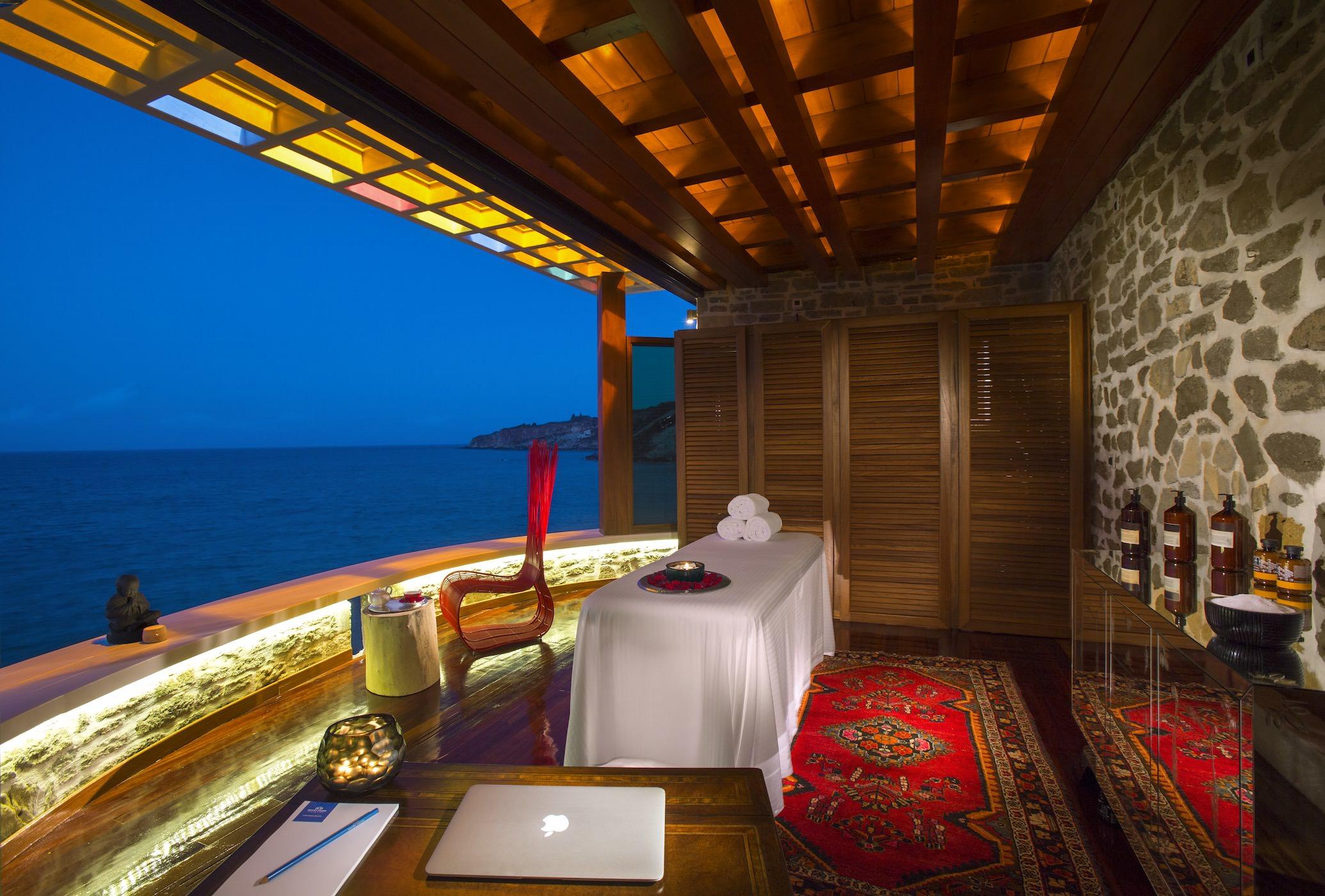 Best Spa Zakynthos Best Villas Greece Sunset View