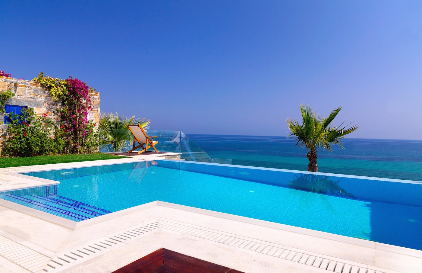 Porto Zante Greece Grand Residence Spa Villas Private heated pool