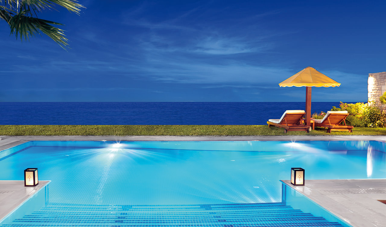 Porto Zante Greece Presidential Luxury private heated pool