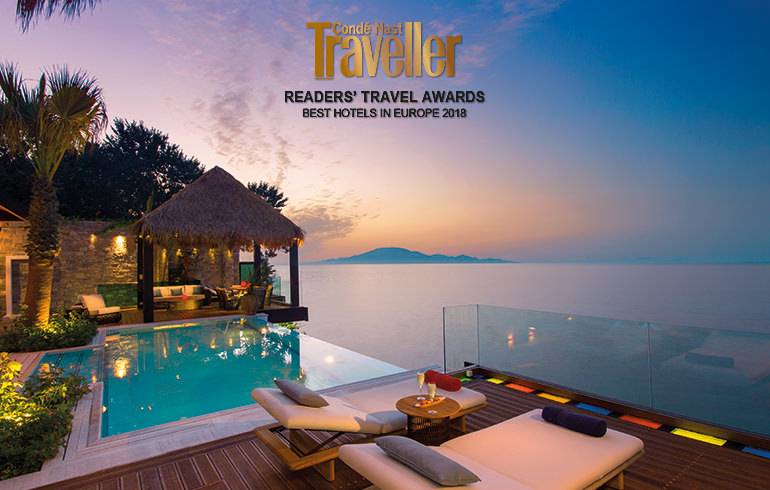 Best Hotels in Europe at the 2018 Condé Nast Traveller Readers' Travel Awards