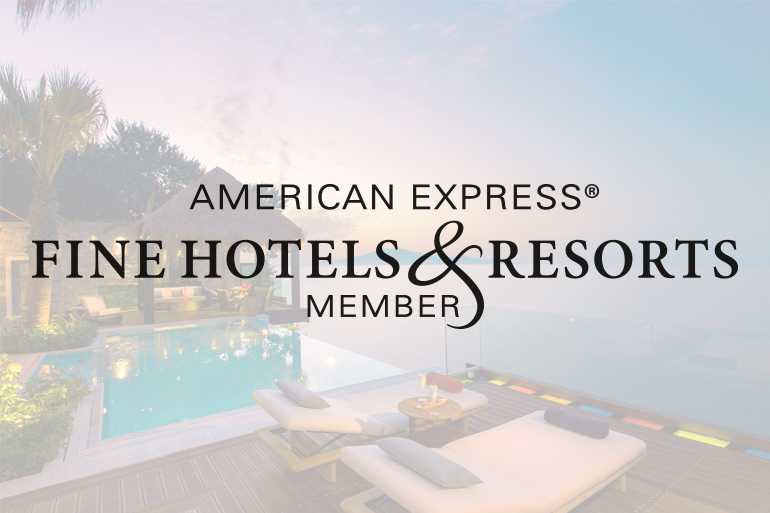 Porto Zante Villas & Spa in Greece becomes a proud member of American Express Fine Hotels & Resorts®
