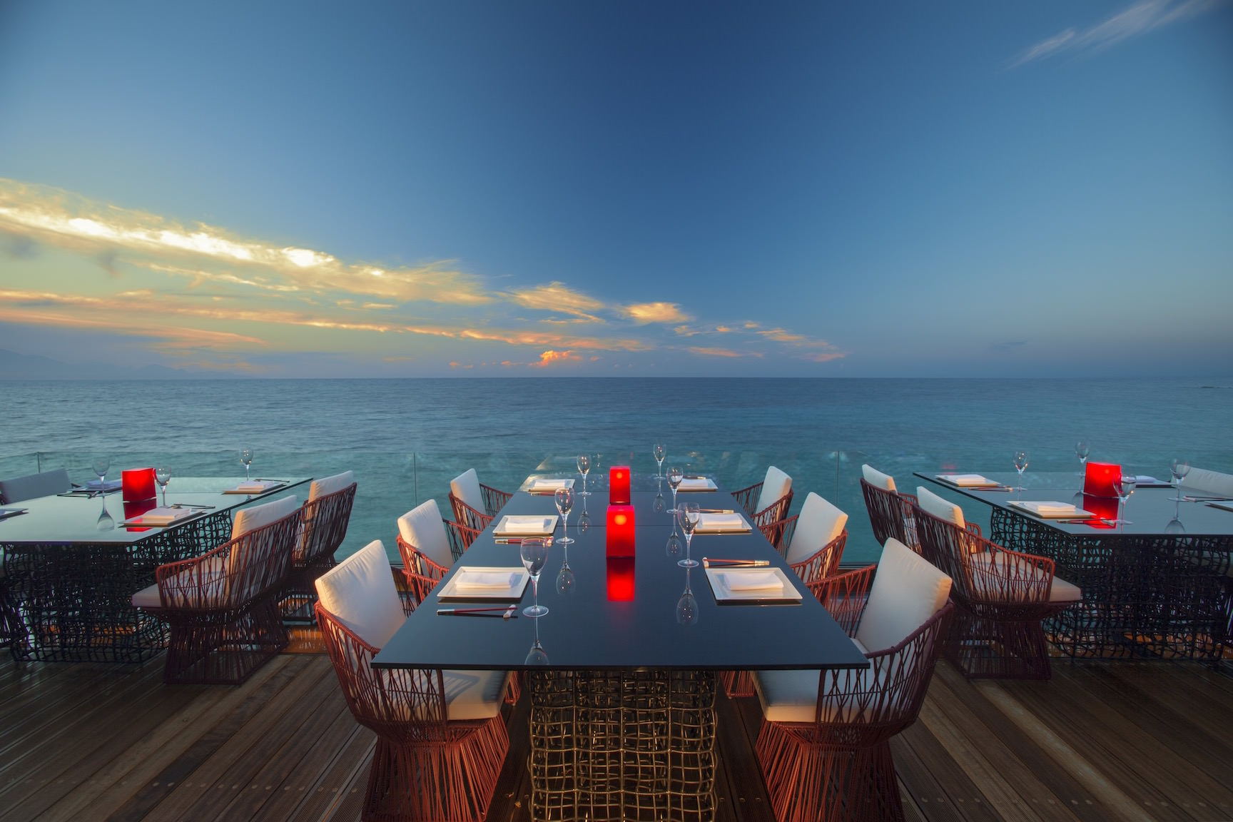maya luxury asian fusion restaurant zakynthos greece