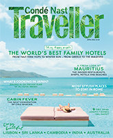 Condé Nast Traveller UK