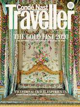Condé Nast Traveller UK The Gold List 2020