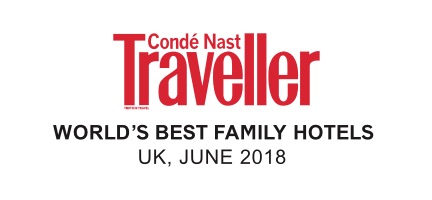 Condé Nast Traveller - Worlds best family hotels
